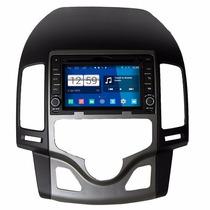 Kit Central Multimidia Hyundai I30 Android S160 Ar Digital