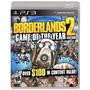Ps3 - Borderlands 2 Game Of The Year - Nuevo Y Sellado - Ag