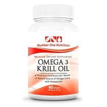 # 1 Recomendados Aceite De Krill Omega 3 A 1.000 Mg Por Porc