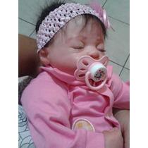 Linda Bebê Reborn, Parece Mesmo Um Bebê De Verdade!encomenda