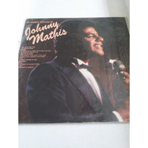 Lp - Vinil - Johnny Mathis - Os Grandes Sucessos - 1982