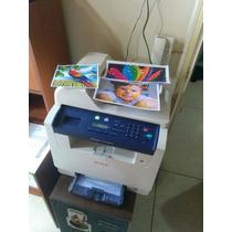 Impresora Xerox 6110 Mfp Full Toner Color 1 Año De Garantia