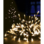 Luces Navidad Led Deco Matrimonio 100led Blanco Calido 10mts