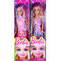 Muñeca Barbie Fashion Nuevas Juguetes Niña
