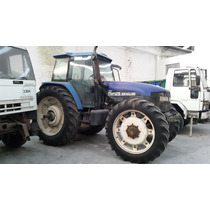 Tractor New Holland Tm 150 Y Tm 125
