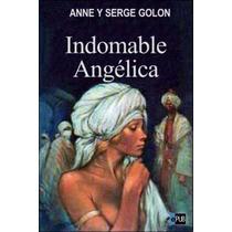 Indomable Angelica - Anne Golon - Libro