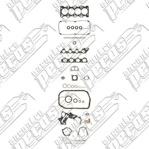 Jogo Juntas Mitsubishi Galant Gs 2 4 16v 94 95 Motor 4g64k