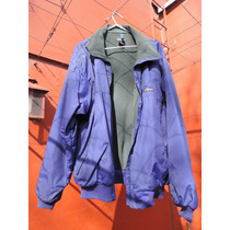Campera Patagonia Impermeable/polar - Talle L