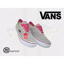 Vans Era Original Importado, Na Caixa E Etiquetas Da Marca