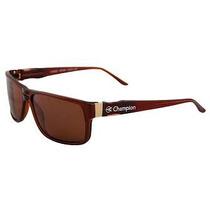 Oculos Solar Champion Troca Hastes Gs00002 Marron Novo