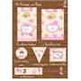 Kit Imprimible Personalizado Para Imprimir/ Princesa Flores