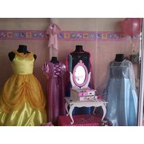 Vestido De Rapunzel Local A La Calle En Lanus Centro