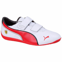 Tenis Ferrari Scuderia Drift Cat 6 Sf Ac Puma 305293