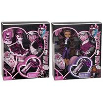 Monster High 1600 Draculaura Y Clawdeen Wolf