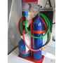 Mini Autogena 1kg Gas 1/2 Mt O2 Soldadora Para Refrigeracion