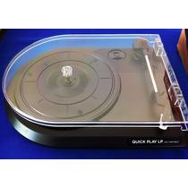 Tornamesa Ion Quick Play Usb (technics, Pioneer, Sony)
