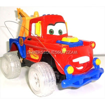 Carro Control Remoto Cars Bateria Recargable Y Cargador Grua