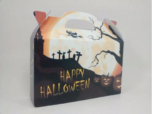 Halloween - Cajita Souvenirs Para Golosinas - Pack X40 - $ 400,00 en ...
