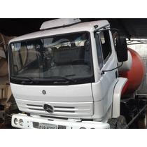 Caminhão Mb 2422 Com Betoneira Usada