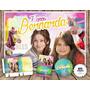 Kit Imprimible Personalizado - Soy Luna - De Regalo: Props