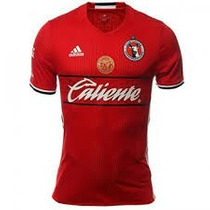 Jersey Playera De Futbol Xolos Tijuana 2016 Adidas Original