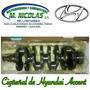 Cigüeñal Standar De Hyundai Accent 1.5