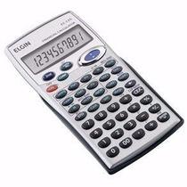 Calculadora Financeira Elgin Fc125 Com 125 Funções + Capa