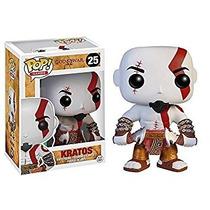 Juguete Kratos Funko Pop! X Dios De La Guerra Vinilo Figura