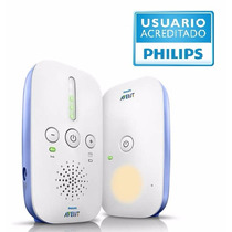 Baby Call Baby Monitor Avent Scd501/00 300 Mts Luz Nocturna