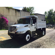 Camion Volteo 7m3 2012 International 4300 210 Hp Impecable!