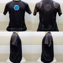 Tony Stark Camiseta Estampa Total Digital 3d