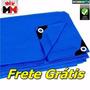 Lona Para Caminhão Brasfort 100gr P/m² 3x5