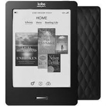 Ebook Reader Kobo Touch N905c 2gb Expand Epub Pdf Mobi Wifi