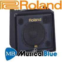 Amplificador C/ Mezcladora Estereo P/ Teclado Roland Kc-350