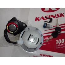Chave Conjunto De Igniçao Kasinski Comet 150 2012/2013