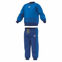 Conjunto Pants Con Sudadera Para Bebe Adidas Ak2600