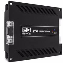Modulo Banda Ice 3500 W Rms 2 Ohms Amplificador Digital