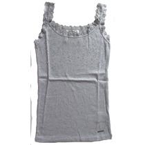 Blusa Regata Camiseta Feminina Abercrombie & Ftich