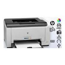 Impresora Hp Laserjet Color Cp1025nw Nuevas