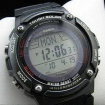 Relojes Casio Solar Sumergible Cronometro Importadora