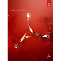 Adobe Acrobat Xi Pro 32/64 Bits Español