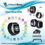 Smart Watch Gt08 Bluetooth, Micro Sd,chip Liberado S/caja