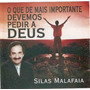 Cd Pastor Silas Malafaia Novo Original Lacrado