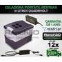 Geladeira Portátil Resfriar 31 Litros Quadrivolt (frete 12x)