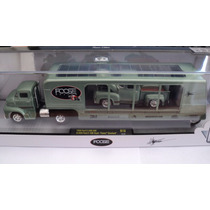 M2 Machines Trailer Truck Ford 1956 Premier Edition Env Grat