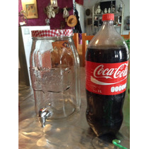 Dispensador De Bebidas Coca Cola Masón Mars 7.57 Litros