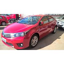 Toyota Corolla 2.0 Altis 16v Flex 4p Automático 2014/2015