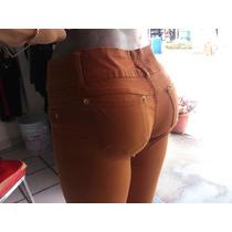 Jeans Dama Mayoreo Gabardina Strech