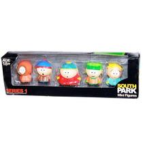 South Park 5 Boneco Cartman Marsh Broflovski Mccormick - B01