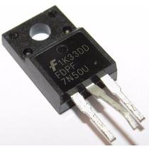 Transistor Fdpf7n50u - Fdpf 7n50u To-220 Fairchild Original